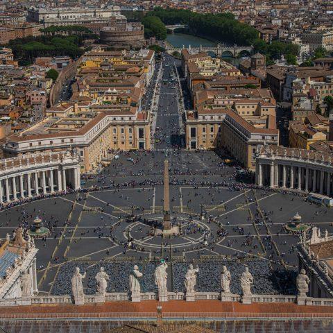 """Mi viaje a Italia """" El Vaticano """""""